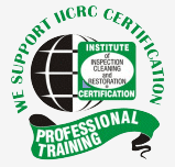 IICRC Support Logo