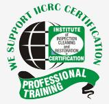 IICRC Support Logo