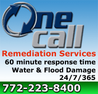 Vero Beach Water Damage Repair Contractor