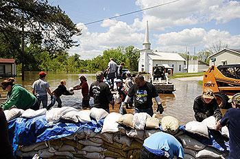 Water Damage - Flooding