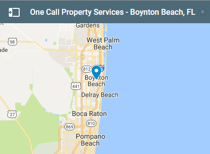 Boynton Beach Property Restoration