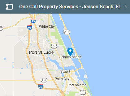 Jensen Beach Property Restoration